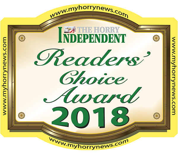 Readers Choice Award 2017
